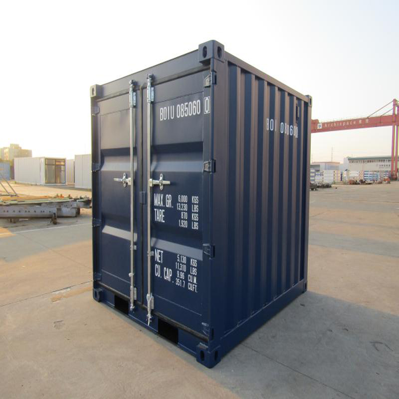 10HC 10HQ container with shipping container