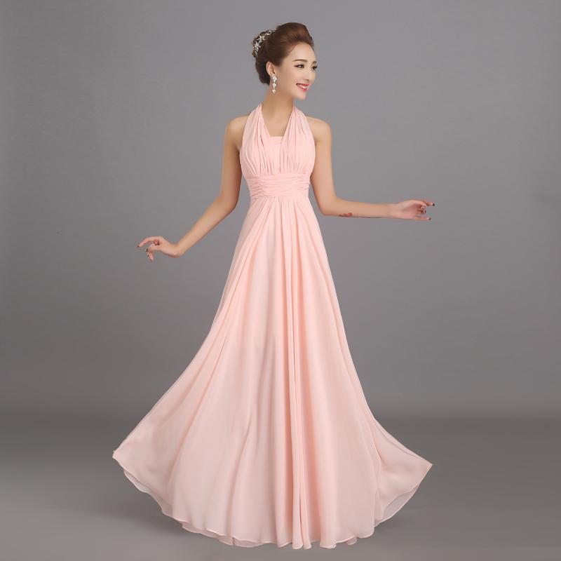 robes l gantes france robe longue rose mariage. Black Bedroom Furniture Sets. Home Design Ideas