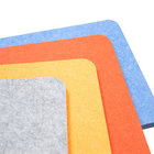 New Types PET Acoustic Panels Polyester Fiber Acoustic Panels Polyester Acoustic Sound Absorbs