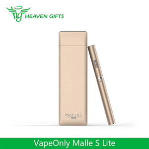 2017 Huge Stock 8W E cigs and Vaporizers 0.8ml 180mAh VapeOnly Malle S Lite