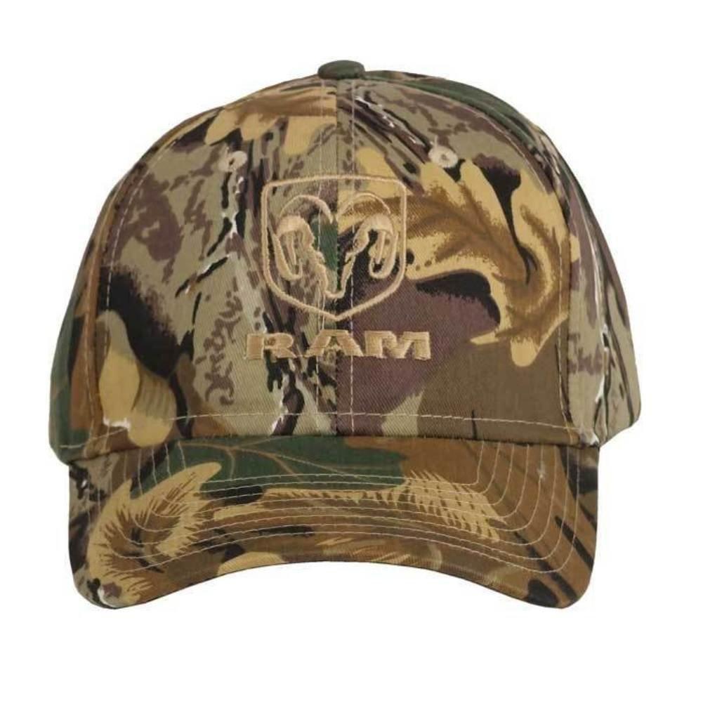 Dodge Ram Camo Twill Hat 7f6297fb855a