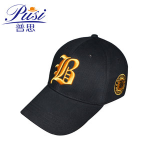 0109f4026ba wholesale custom 100% cotton 3d embroidery logo golf sports caps and hats  for men
