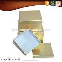 Shantou kraft fancy paper cardboard storage gift box
