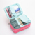 Ginzeal Hot Sell New Trend Cosmetic Pouch Bag Makeup Brush Bag