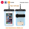 PVC Material waterproof mobile Phone Bag cell phone bags Customized smartphone bag