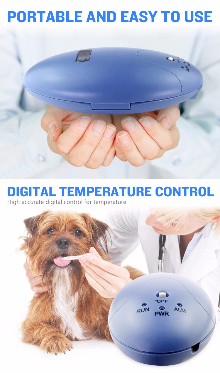 ET-TF-II(A) portable Veterinary Infusion Warmer