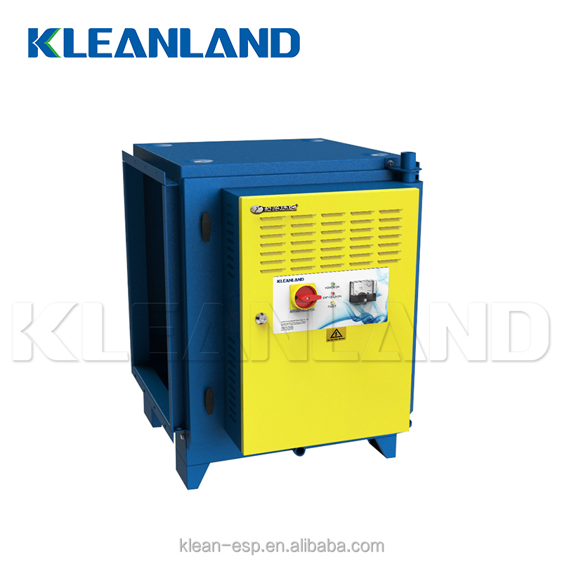 Electrostatic Oil Mist Extraction Machine for CNC Lathe Workshop