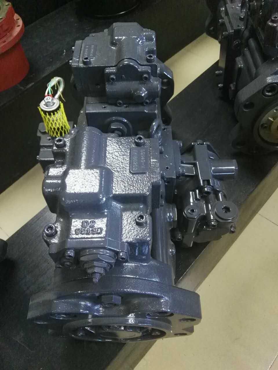K3V112DTP-16AR-9N4CASE 9-3 hydraulic main pump CX290 main pump piston pump