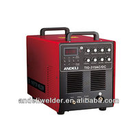 AC/DC two functions inverter tig 200p Welding Machine (MOSFET Type)