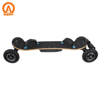 Regenerative Braking All Terrian Electric Skateboard Dual