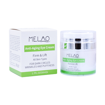 Eye Cream for Appearance of Under Eye Dark Circles, Puffiness, Fine Lines and Wrinkles - Triple Action Formula Soothes