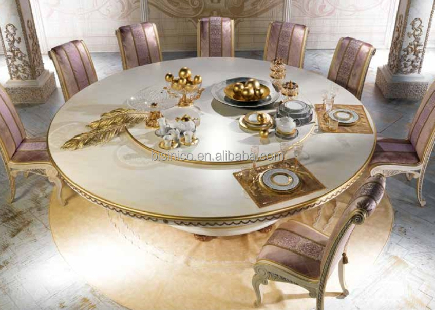 nouveau rond table manger avec lazy susan luxe grande table ronde pour 10 personnes superbe. Black Bedroom Furniture Sets. Home Design Ideas