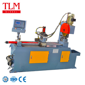 Automatic heavy duty pipe cutting machine