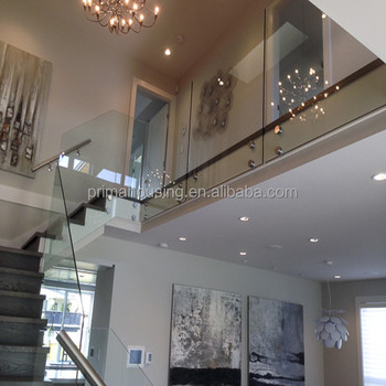 Interior Glass Railing Systems Stainless Steel Standoff Pin