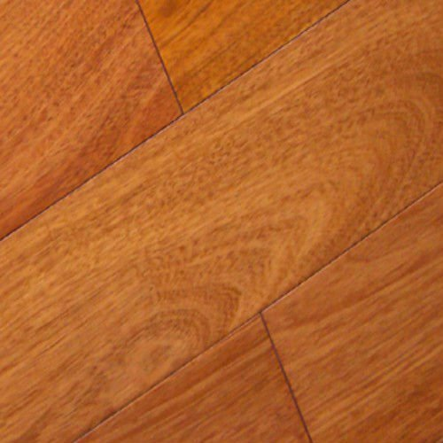 Matt Lacquer Jatoba Brazilian Cherry Engineered Flooring