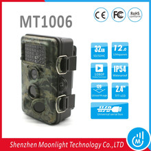 Wholesale hot sale hunting trail camera with 5 Megapixels CMOS sensor