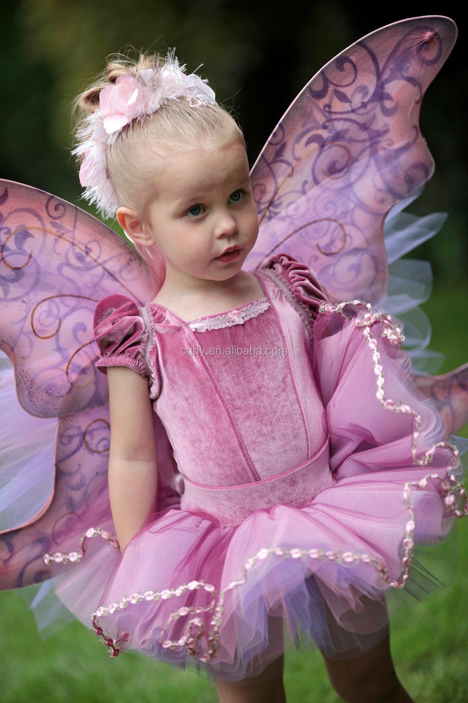 Nuevo Cuento De Hadas Princesa Cinderella Mariposa Cosplay/niñas ...