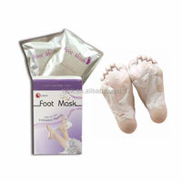 Baby Your feet Exfoliating Booties foot mask for Peeling Off Calluses & Dead Skin