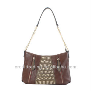 Trendy Deluxe Leather Handbags Ladies/Women Alibaba China