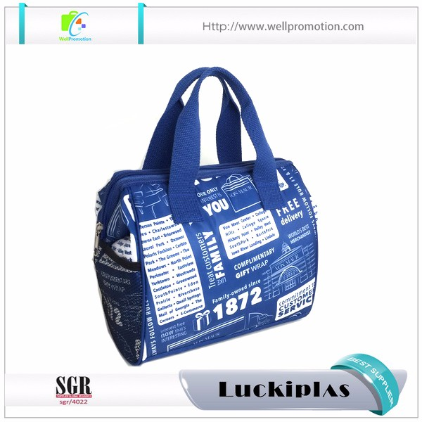 Whole Foods Insulated Soft Lunch Cooler Bag Sublimation