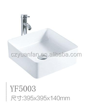 China Supplier Custom Toilet Sink Ceramic Small Hand Wash Sink Price