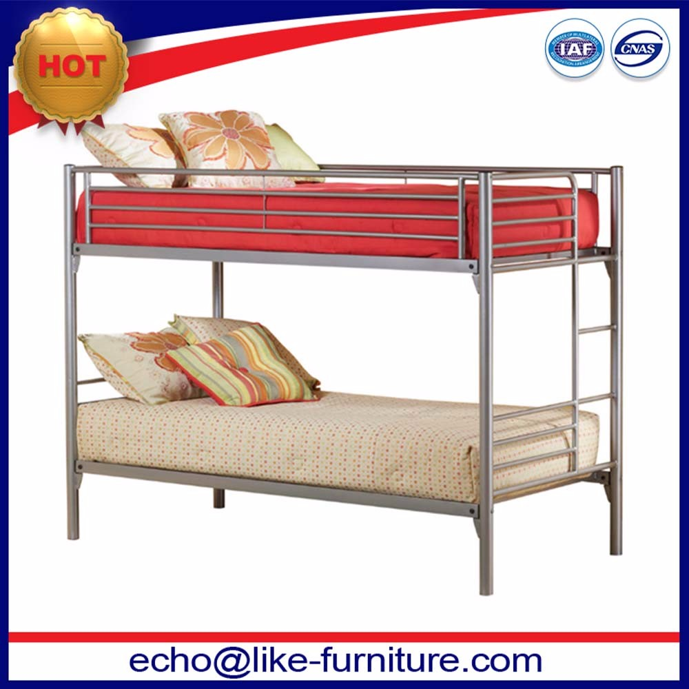 Inexpensive bunk beds bedroom cheap bunk beds cool single for Cheap metal bunk beds