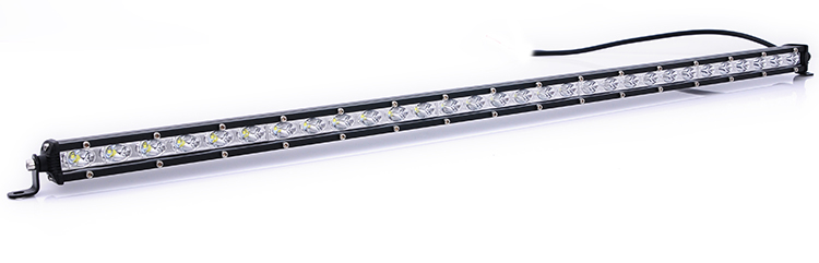 33 inch 90w Color Changing Led Light Bar for Car Amber/white Dual Color remote control front grille bumper