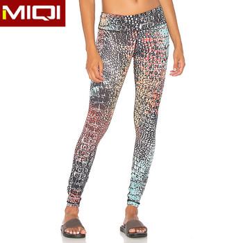 High Waist Custom Dye Sublimation Yoga Pants Women Christmas Running Tights Buy Christmas Running Tights Womens Christmas Tights Running Tights
