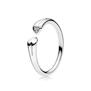 Wholesale 2018 rings jewelry women fashion 925 sterling silver rings high quality