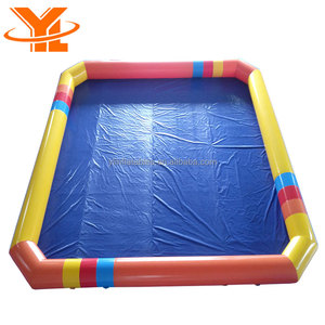 Inflatable Trampoline Water Park Games Swimming Water Pool Inflatable