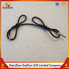 Factory Custom Polyester Elastic String With Metal Crimps
