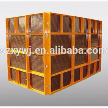 Steel Euro Form Panel/shuttering Plates/concrete Slab Formwork - Buy Steel  Euro Form Panel,Concrete Formwork,Construction Formwork Product on