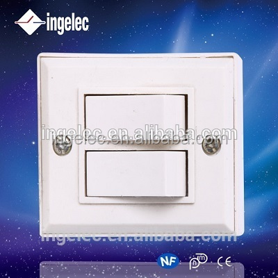European Type Electrical Wall Socket With Switch,Series Durable Beige Window Wall Outlet Sockets