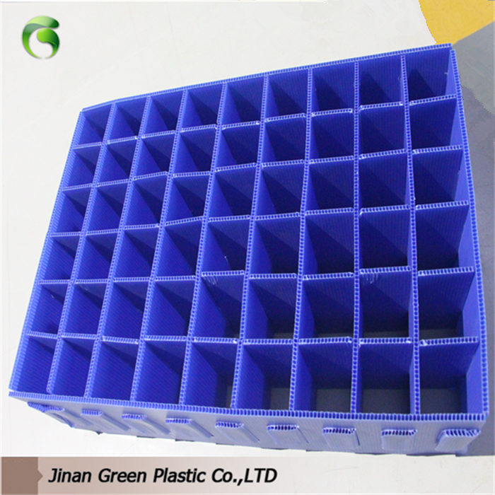 Supply Plastic Clapboard PP Cushion Sheet/Divider Boards