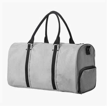 5ec7d7260167 2018 New Designer Shoe Compartment Gym Bag Duffel Tote Bag Classic Canvas  Travel Bag Men - Buy 2018 New Designer Duffel Tote Bag,Men Canvas Travel ...