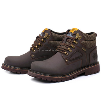 Rismart Men's Comfort Hardwearing Working Ankle Boots Good Quality ...