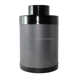 "Factory Direct Supply High Quality 4"" 5"" 6"" 8"" 10"" 12"" inch Activated Carbon Air Filter"