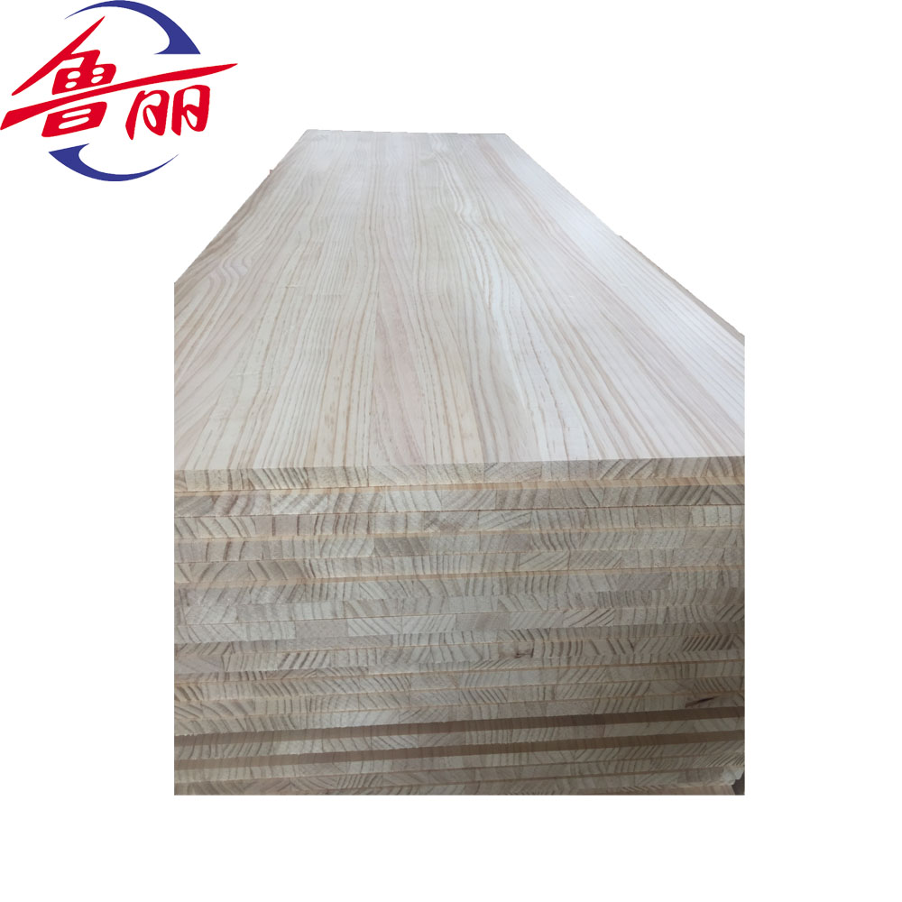 Chile pino finger joint board in vendita