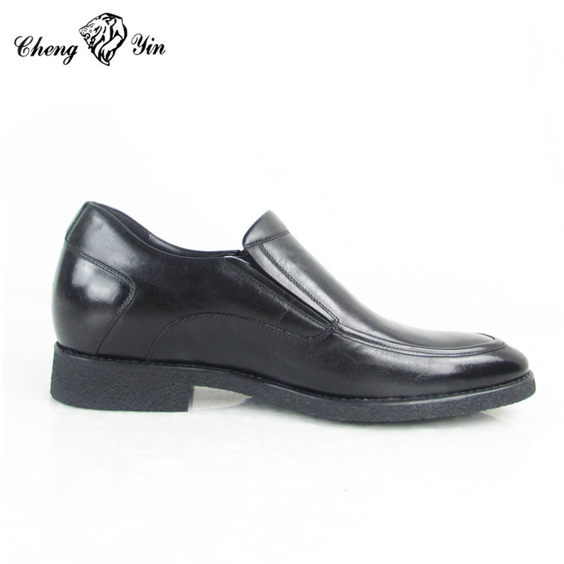 insole formal shoes men elevator oxford dress quality for Good leather qwnR07IxE
