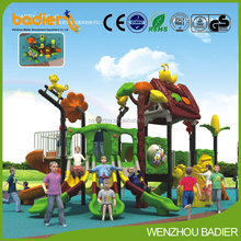 HD 2017 scented wood playsets outdoor playground for kids