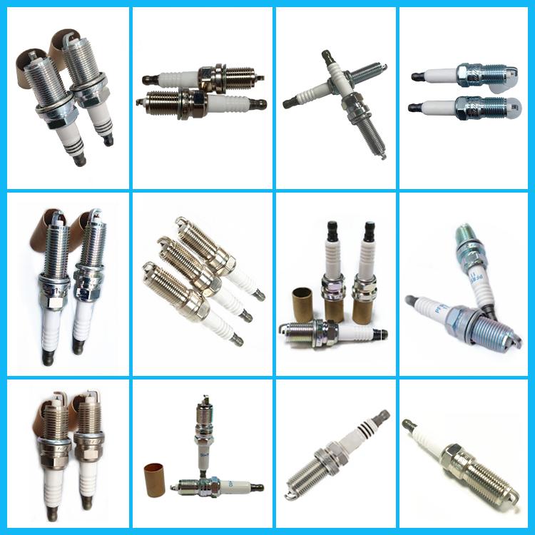 Auto Parts Accessories Car Spark Plug 40000KM 12621258 41-110 Wholesale Auto Engines Iridium Spark Plugs