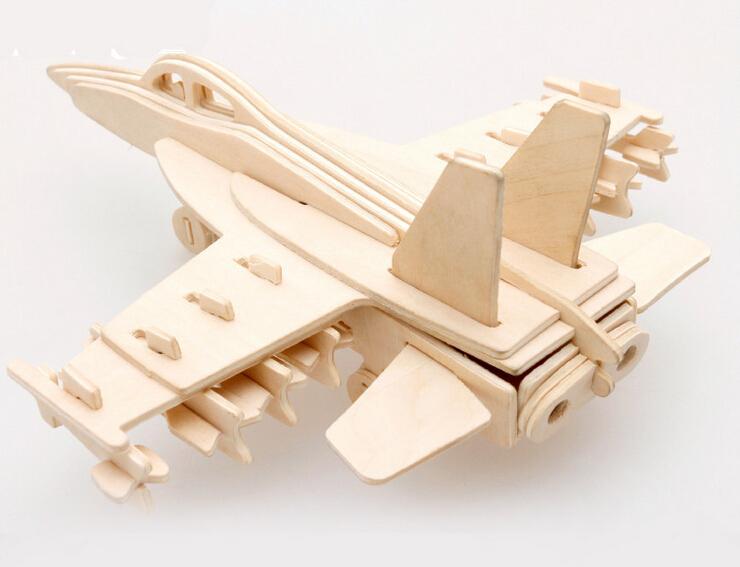 Quay F-18 Hornet Woodcraft Construction Kit