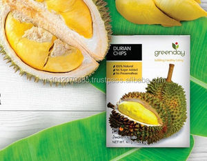 High-Quality Durian Chips 50g FMCG products