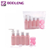 PET spray bottles cosmetic packaging travel bottle kit