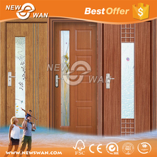 Bathroom pvc kerala door prices / pvc door for interior price / pvc door making machine
