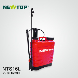 backpack portable manual 16L agriculture sprayer