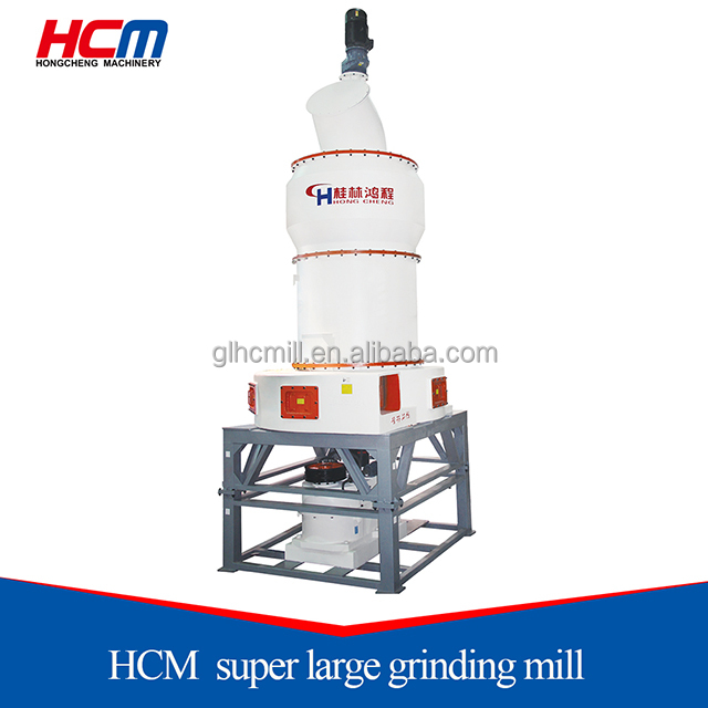 2017 new style rock / limestone / calcite power grinding mill for sale