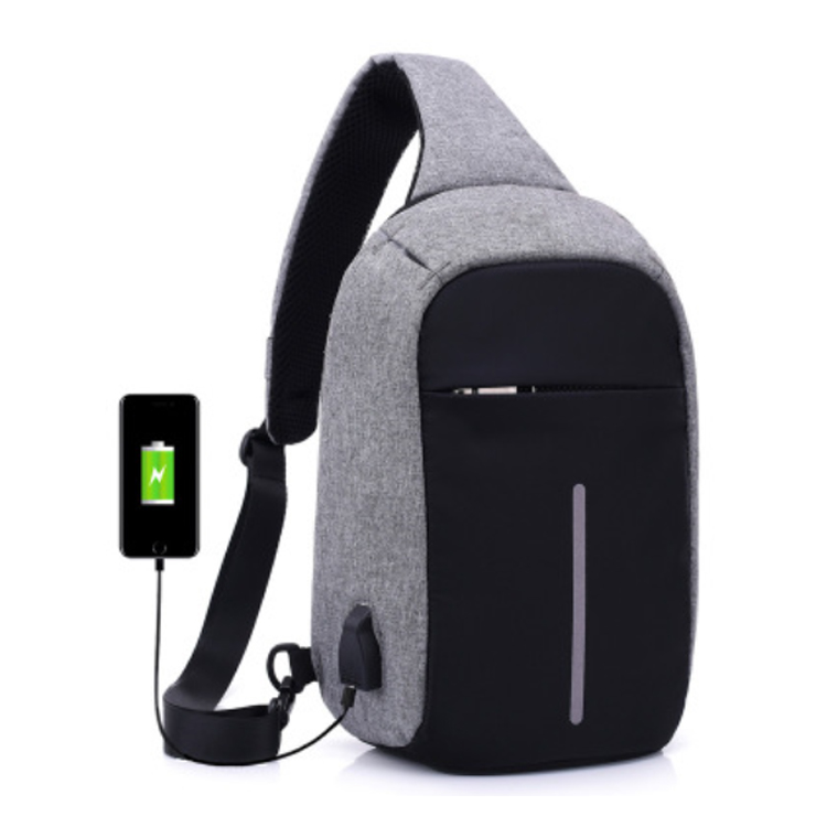 Osgoodway2 Unisex Small Fashion Hiking Daypack Crossbody Backpack Sling Bag