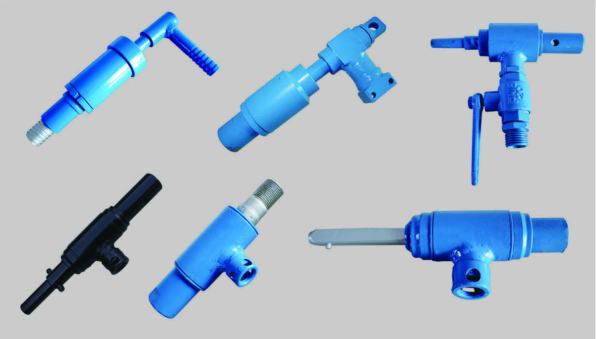 Drilling Accessories Rear Follower Type Water Swivel for drill rig For Sale