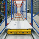 Radio Shuttle Car Racks Moving Movable Pallets Shelving Automatic Racking
